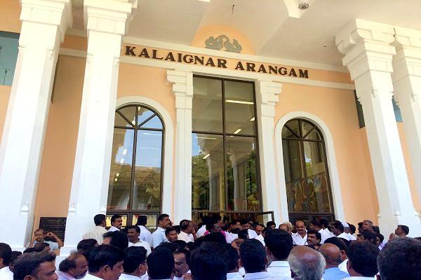 Introspecting DMKs defeat on the yards of Anna Arivalayam