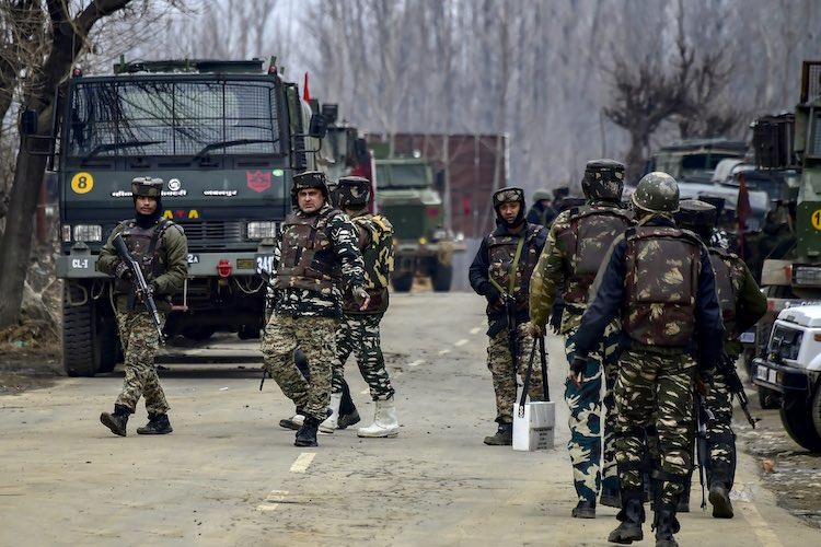 A week after Pulwama attacks govt allows air travel for paramilitary forces in JK