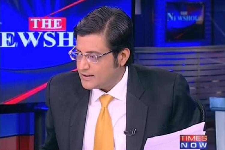 Isolate Pakistan Arnab Goswami goes all out to back petition to declare Pak a terror state