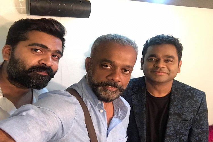 Image result for gautham menon simbu
