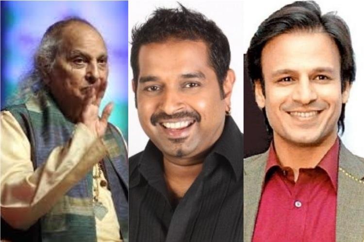 Artistes vs artistes this poll season Now 907 artistes urge citizens to vote for BJP
