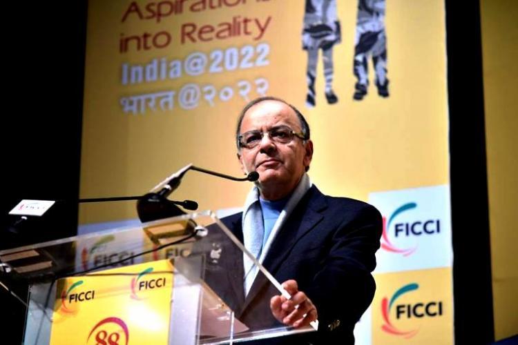 India now needs lower level of taxation Arun Jaitley