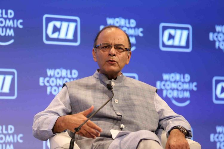 Centre following roadmap to roll out GST in 2017 Arun Jaitley