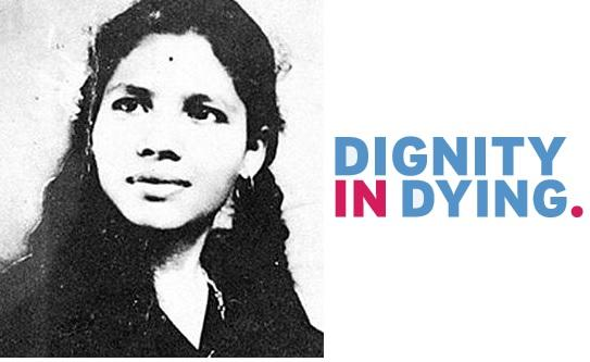 Right to die is part of right to a dignified life