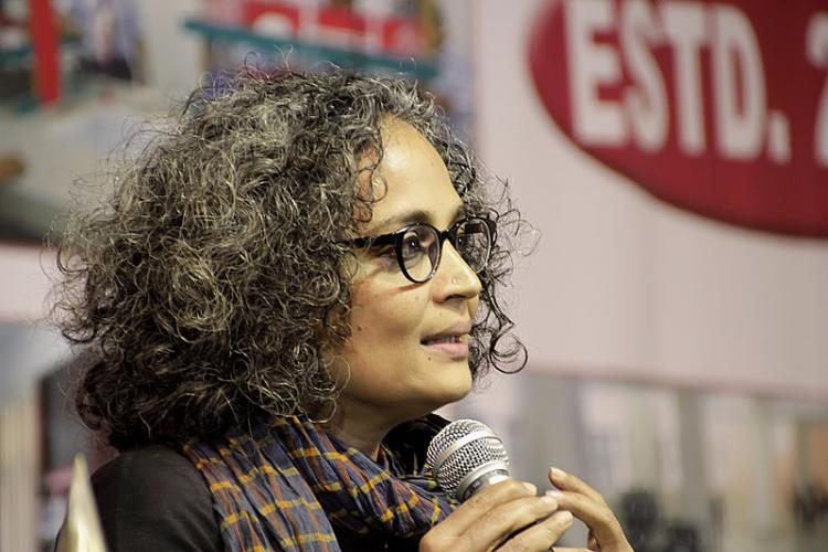 Arundhati Roys second novel to arrive 20 years after her Booker Prize winning debut novel