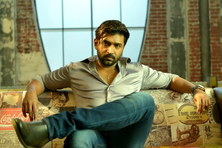 Arun Vijay Lands A Key Role In Prabhas Saaho The News Minute