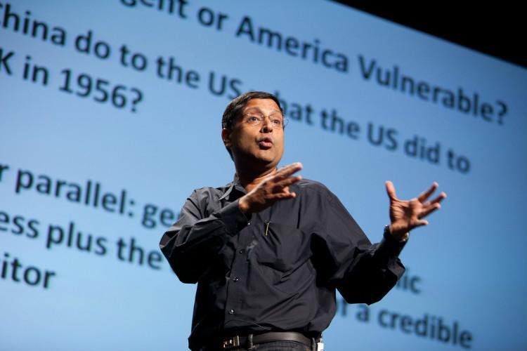 Chief Economic Advisor Arvind Subramanians Twitter account hacked