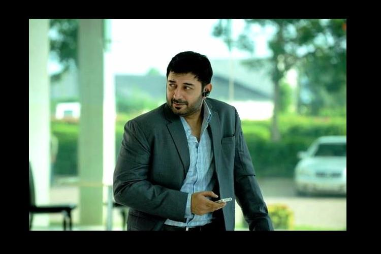 Arvind Swami to reveal new plans for his career soon