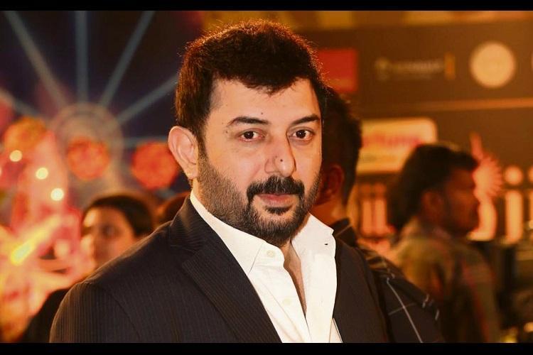 Will Arvind Swami star in Bogan remake