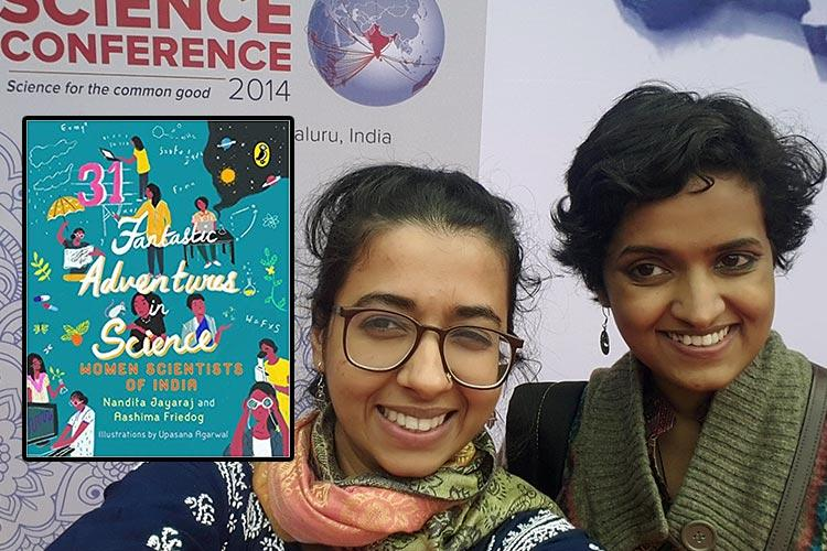 This childrens book chronicles the fantastic work of 31 Indian women in science