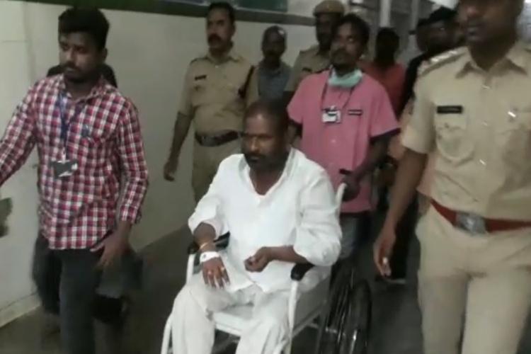 Telangana RTC protest leaders on indefinite hunger strike arrested