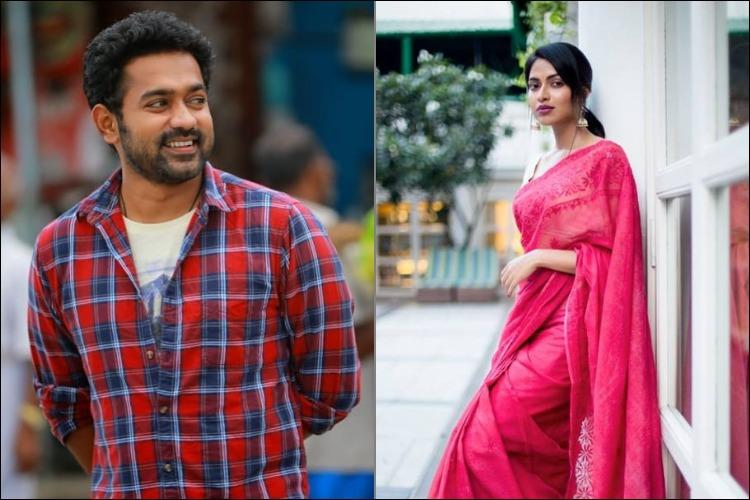 Amala Paul and Asif Ali to play lead pair in Parannu Parannu