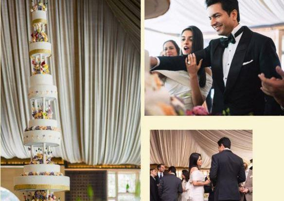 Here are 15 gorgeous pictures from Asin- Rahul Sharma wedding