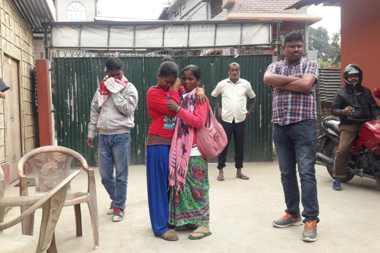 Assam girl reunites with family thanks to Telangana cops facial recognition software