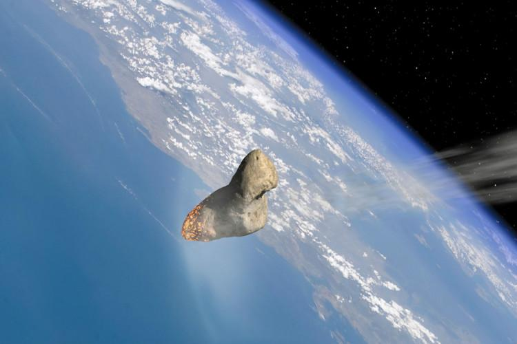 Not a question of if but when Earth will be hit Scientist warns of possible asteroid strike