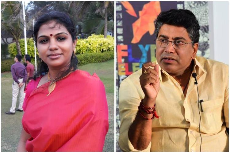 VA Shrikumar does not have rights over Randamoozham script MT Vasudevan Nairs daughter