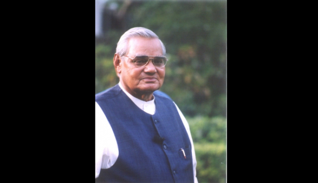 Odisha school holds meet to mourn Atal Bihari Vajpayees demise