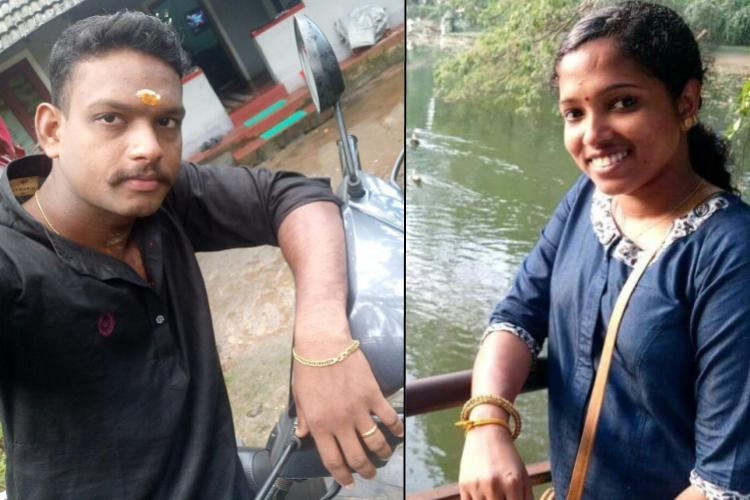 His bride killed by her own father a soldier left shattered Keralas caste killing