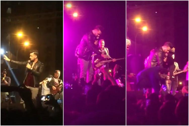 Singer Atif Aslam stops concert midway rescues girl in audience facing harassment