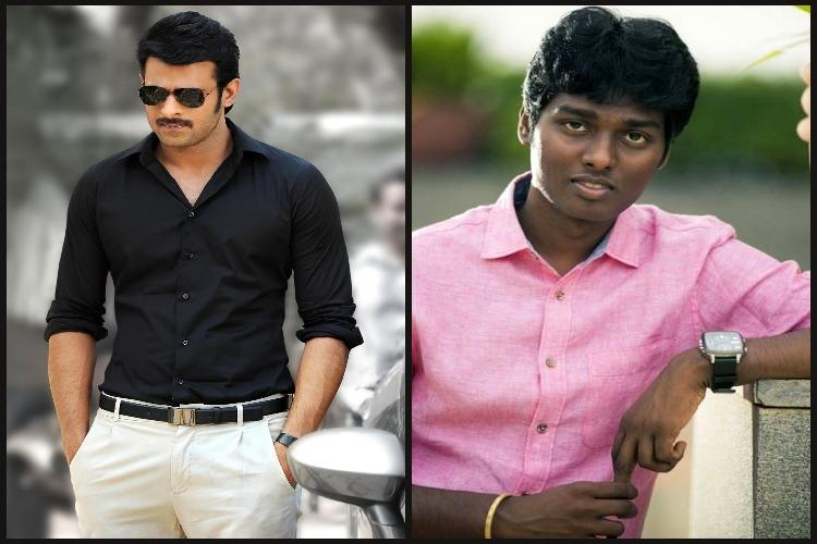Atlees next with Tollywood star Prabhas