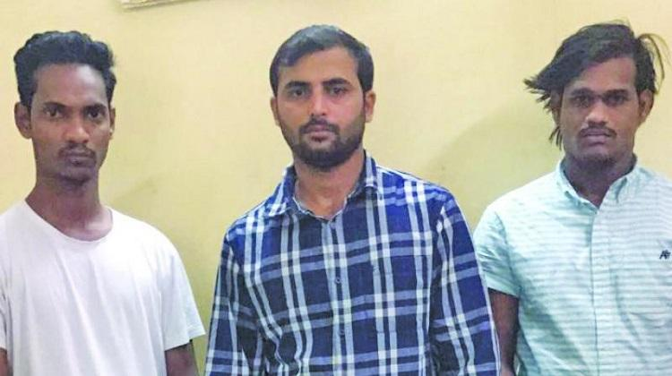 What would you do if you robbed ATMs Party in Bengaluru say these men