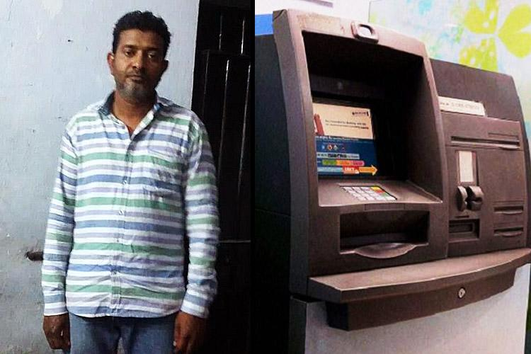 With a hello and a thank you this Telangana thief steals your ATM card and swindles your money