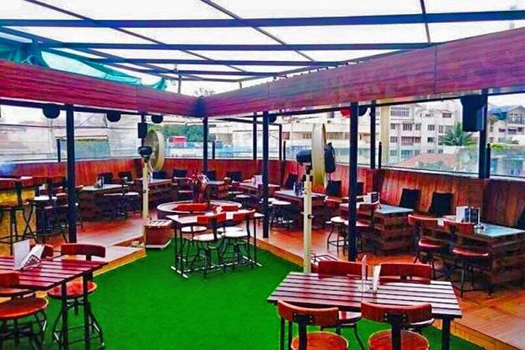 Bbmp Raids Six Rooftop Restaurants In Jayanagar Three