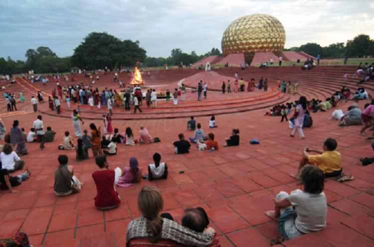 In Pictures At Puducherrys Auroville life is all about sustainable living
