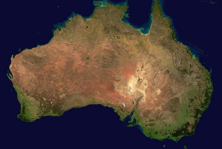 Australia is moving Why you cant trust your GPS down under