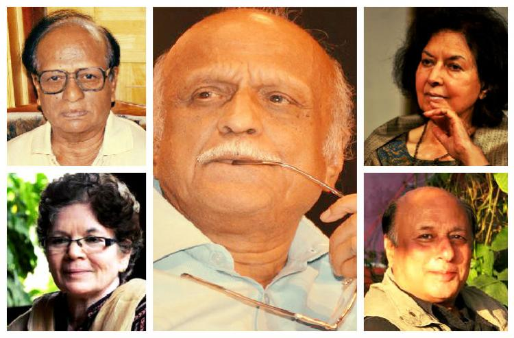 List of fifteen authors who have risen in protest against Kalburgi murder and Dadri lynching