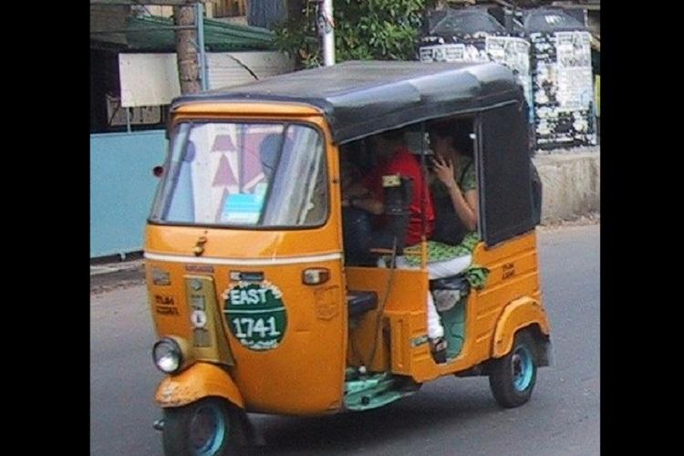 All autorickshaws in the state to have GPRS in three months says TN government