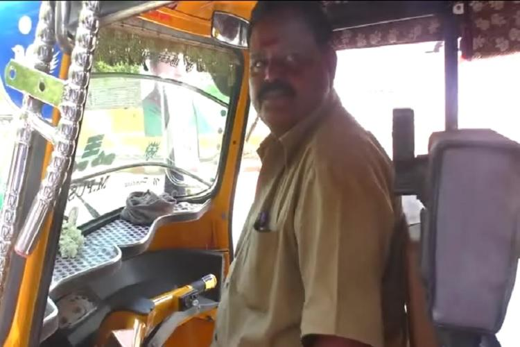 In Ammas name Coimbatore auto-driver charges Re 1 for all rides to celebrate Jayas victory