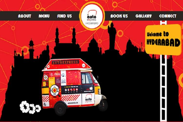 This Hyderabad duo has added a new flavour to the citys street food hotdogs