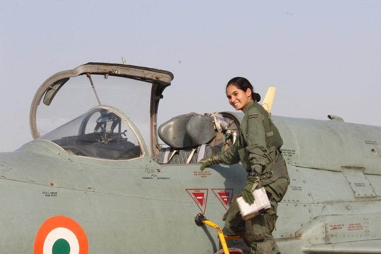 Meet Avani Chaturvedi the first Indian woman to fly a fighter aircraft solo