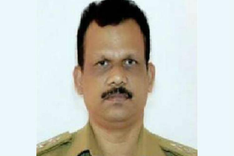 Sanal Kumar death Accused Kerala cop Harikumar found dead