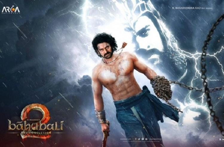 Baahubali 2 first look poster is finally out