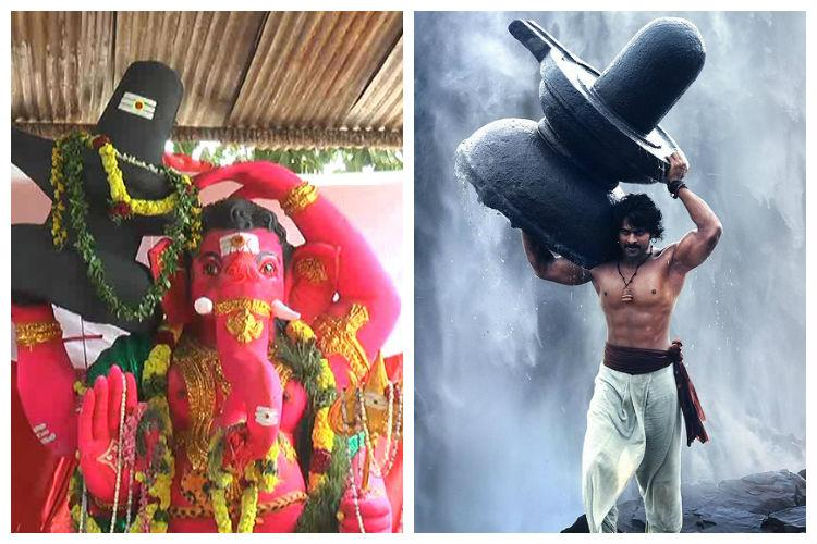 Watch On Ganesha Chaturthi Baahubali Vinayagar in TN