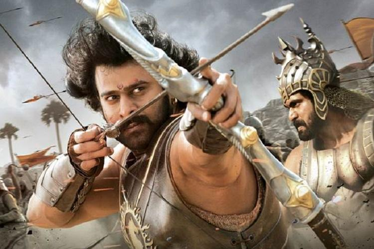 Prabhas got 75 crores for the film Baahubali 1 and 2