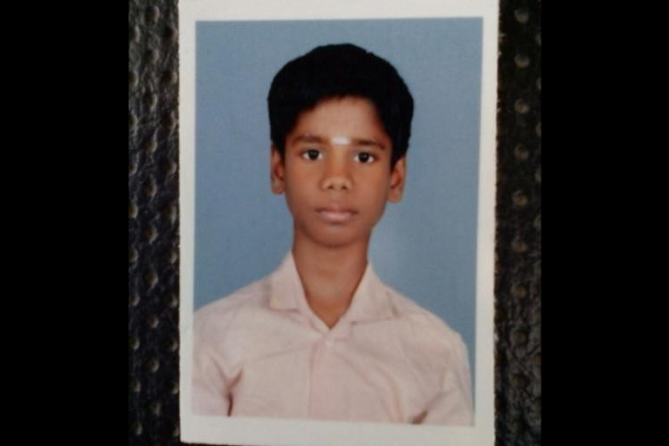 Coimbatore schoolboy commits suicide after allegedly being harassed by teachers
