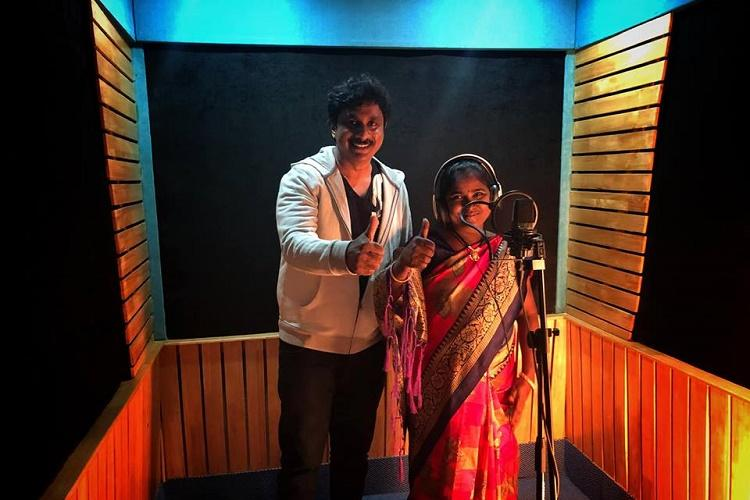 Baby Andhra woman whose O Cheliya video went viral gets to sing in Telugu film