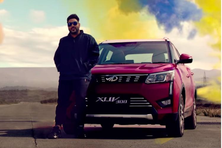 Watch Badshah and Mahindra XUV300 Set the Roads on Fire