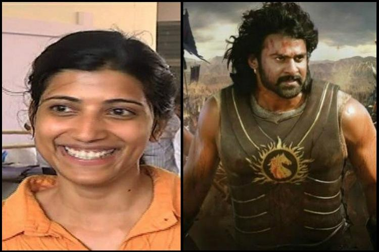 A Telangana Collectors gift for officials who beautified cities -- Baahubali 2 tickets