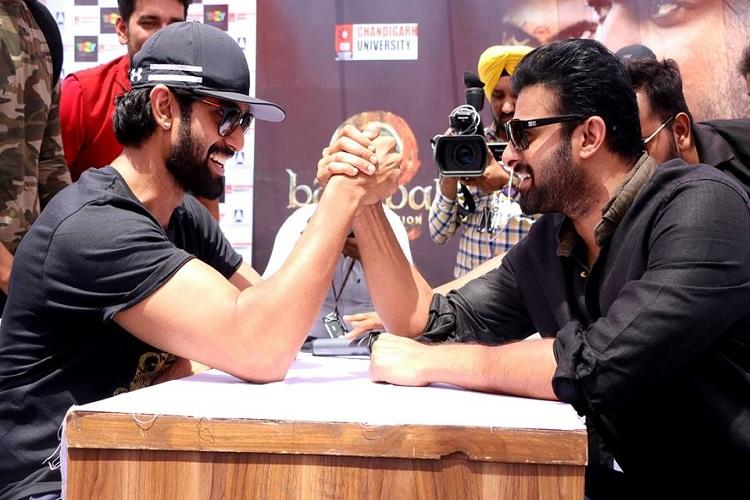 SS Rajamouli Reveals A Lot About 'Baahubali 2: The Conclusion', Thanks Prabhas!