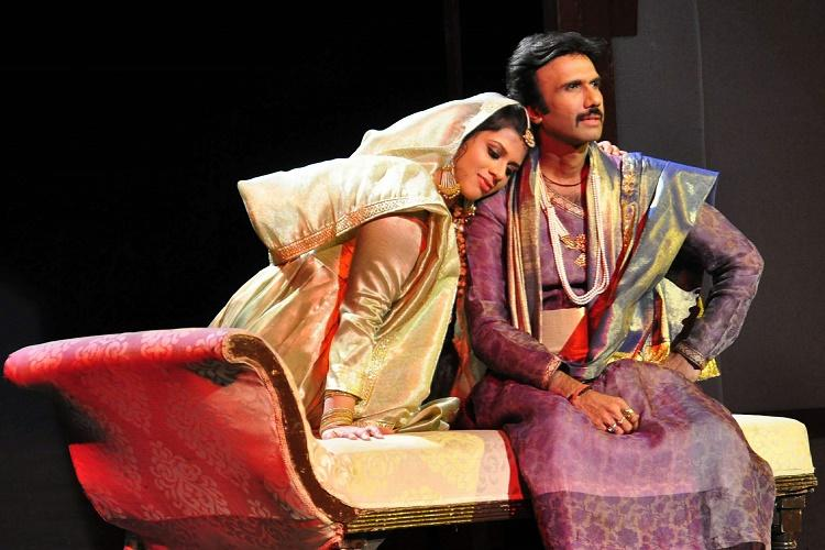 I perform to entertain not to satisfy creative urges Playwright Mohammad Ali Baig