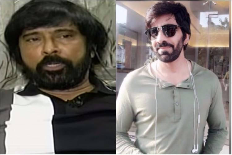 Tollywood drug row Bhanu Chander opens up about his addiction Ravi Tejas mother reacts