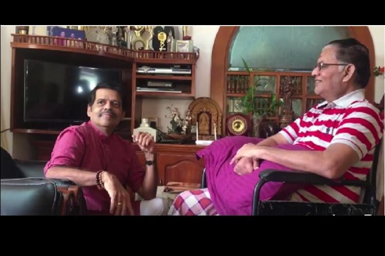 Actor-director Balachandra Menon on what makes Jagathy Sreekumar a fabulous colleague