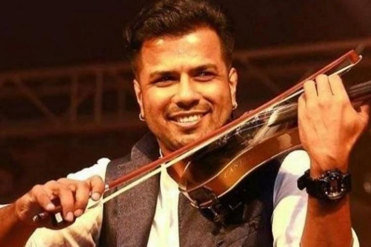 Violinist Balabhaskar dies a week after auto  accident killed daughter