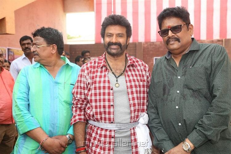 Jai Simha audio to be launched in December