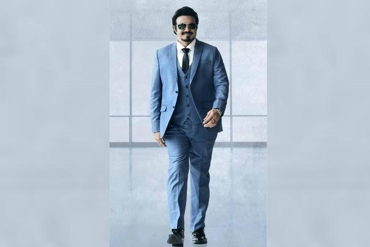 Balakrishna sports stylish look for upcoming flick Ruler