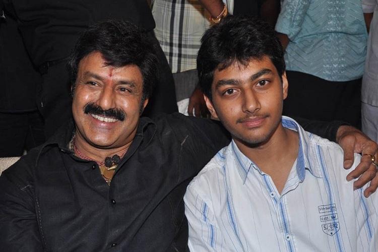 Nandamuri Balakrishnas youngest son to make Tollywood debut next year